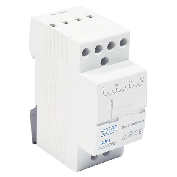 Bg Cub1 Bell Transformer Din Rail Mount