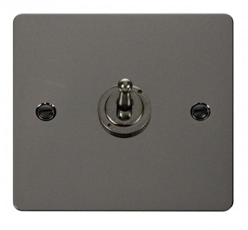 Scolmore Click Define FPBN421 10AX 1 Gang 2 Way Toggle Switch
