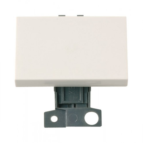MD009PW 2 Way 10AX Paddle Switch Polar White