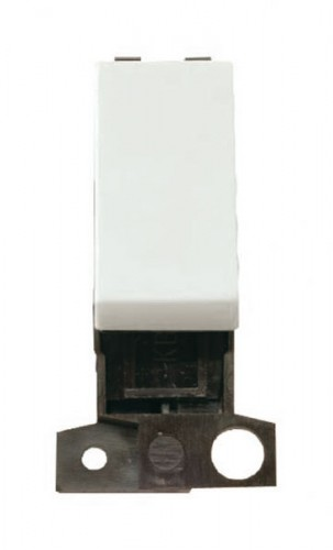 MD028WH 10AX Intermediate Switch Click White