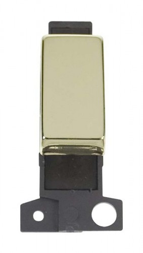 MD070BR 10A 3 Position Ingot Switch Brass
