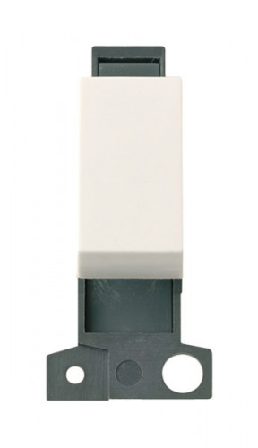 MD075PW 10A 3 Position Retractive Switch Polar White